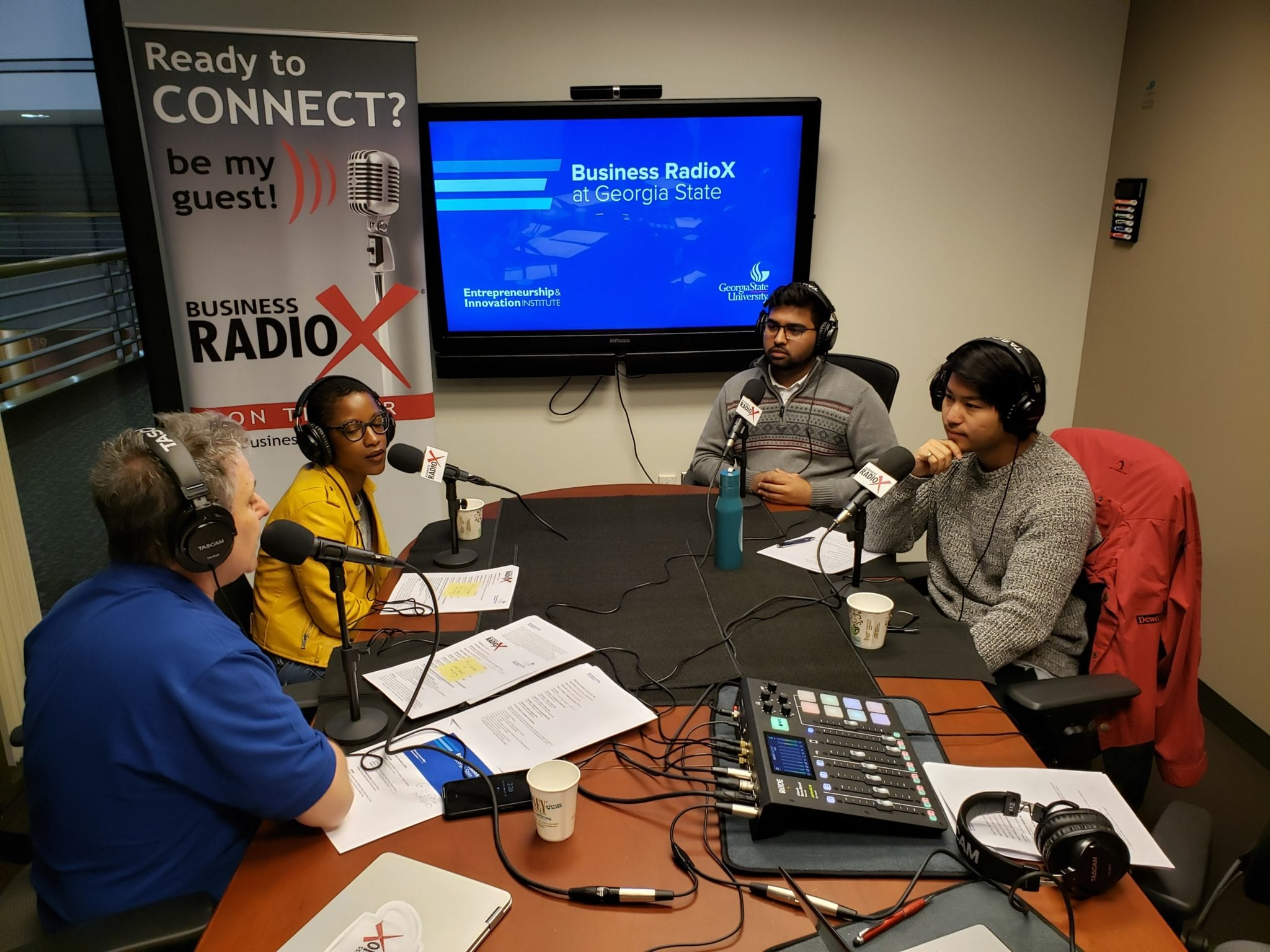 business radiox participants