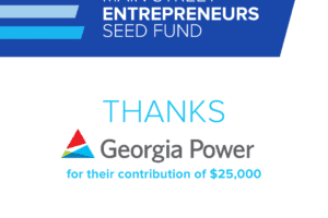 Georgia Power Provides $25,000 Donation to Support GSU's Main Street Entrepreneurs Seed Fund